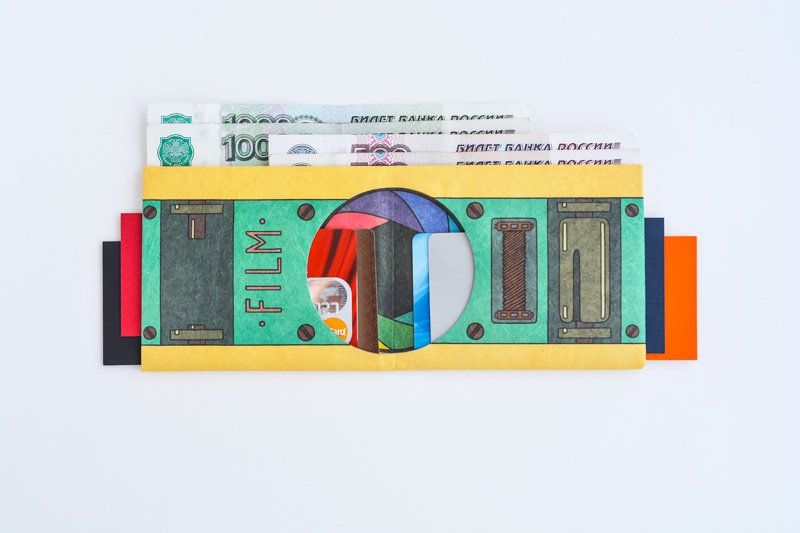 Кошелек  NEW WALLET - new diem