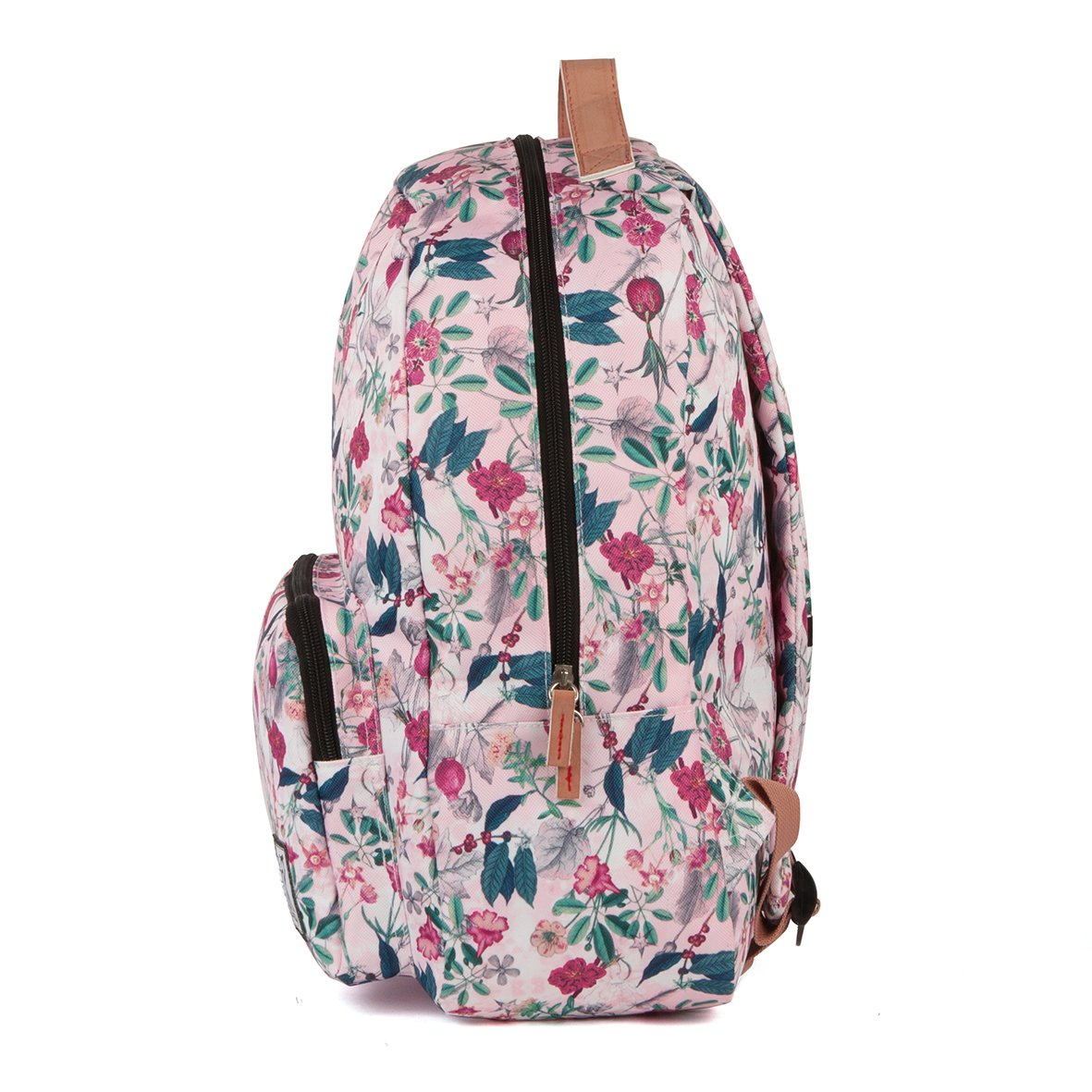 Рюкзак The pack society Classic Backpack (Pink Botanical Allover-77)